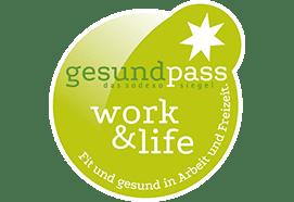 Gesund Pass Siegel
