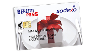 Sodexo Benefits Pass