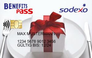 Sodexo Benefits Pass