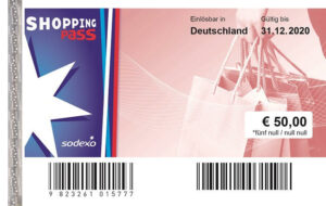 Sodexo Shopping Pass