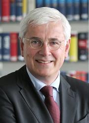 Portraitbild Rechtsanwalt Klaus Wienke