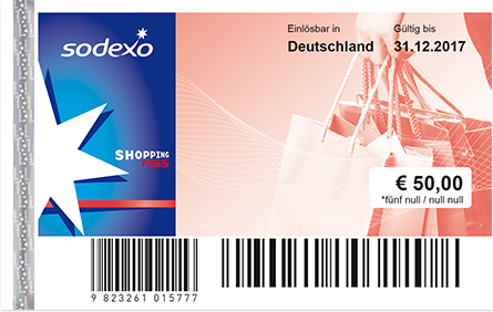 Der 44 Euro Gutschein Shopping Pass